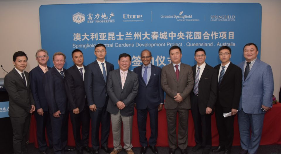 Major Announcement China 39 S R F Properties And Etone Partner To Deliver Major Apartment