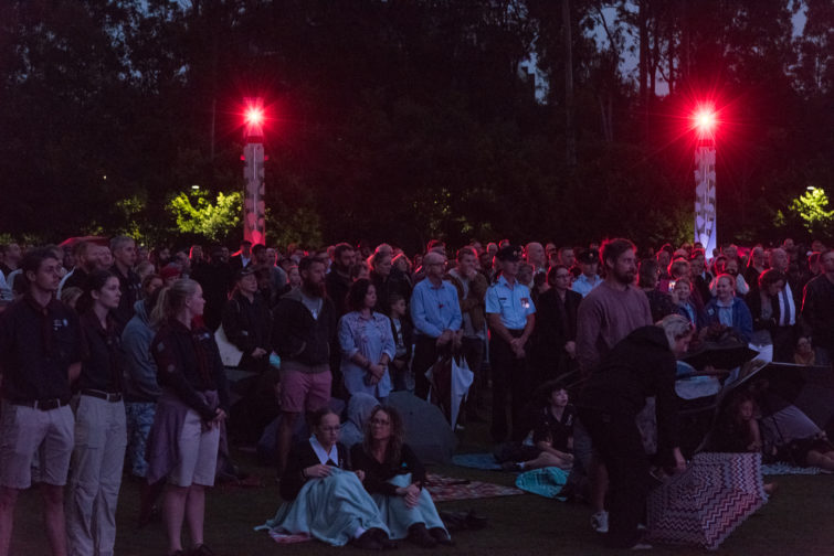 Greater Springfield's Anzac Day Dawn Service 2018 - Greater Springfielders