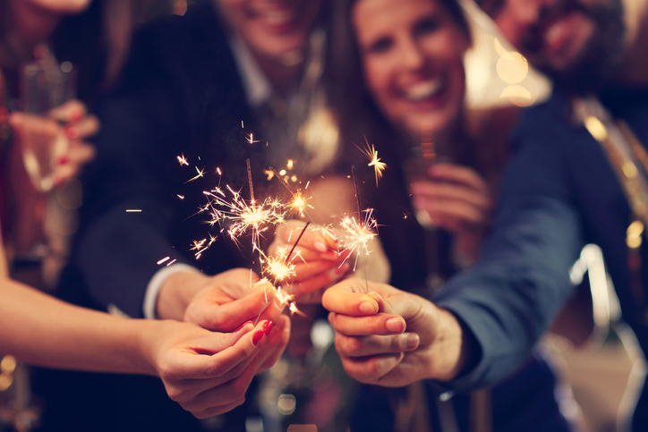 Celebrate New Year's Eve 2019 in Greater Springfield