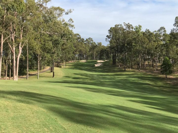 Brookwater Golf Course designed by Greg Norman